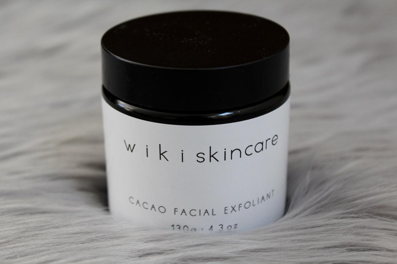Wiki Skincare Cacao Facial Exfoliant