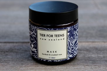 Tier For Teens Mask