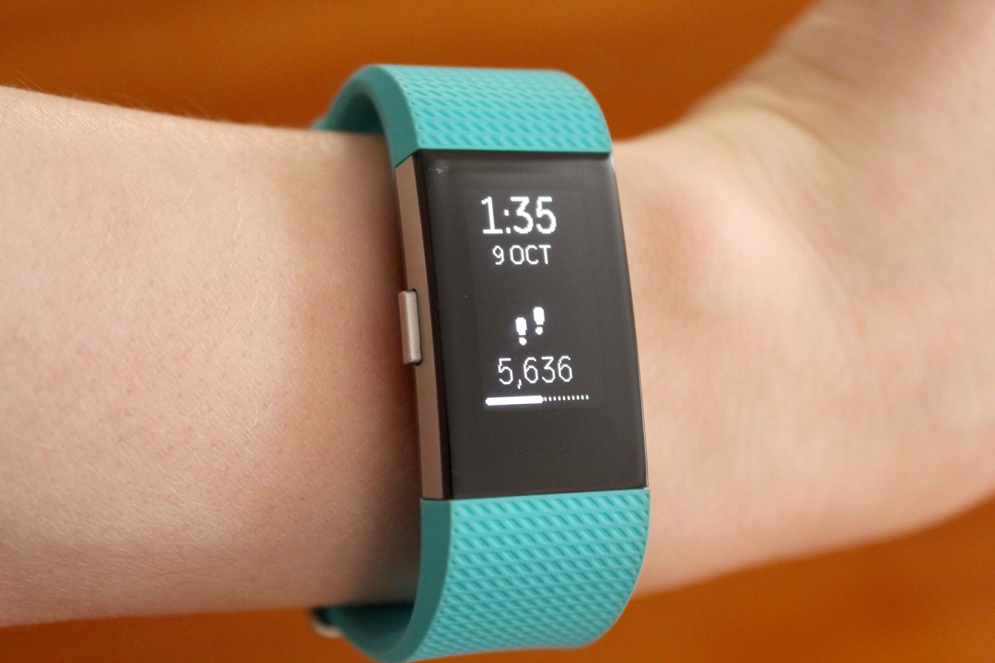Fitbit Charge 2 Review - The Lilly Mint Blog