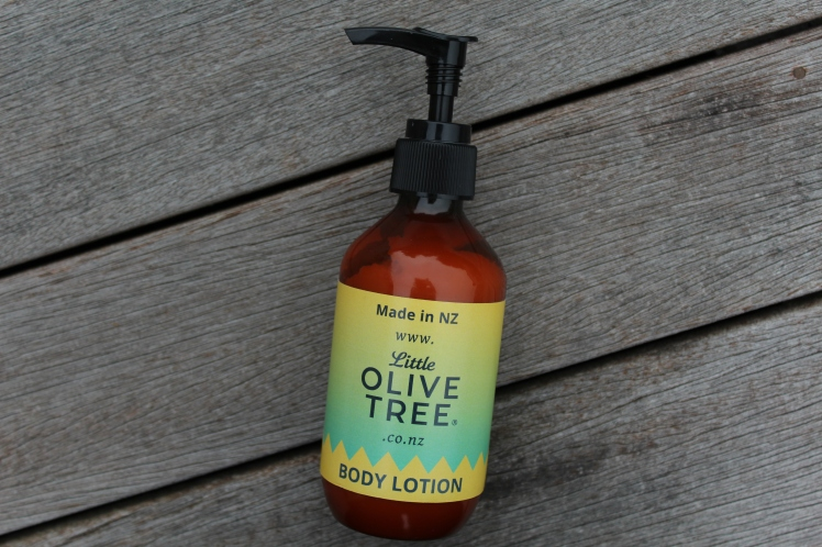 The Little Olive Tree Body Lotion