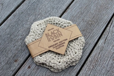 Organic Reusable Cleansing Cloths