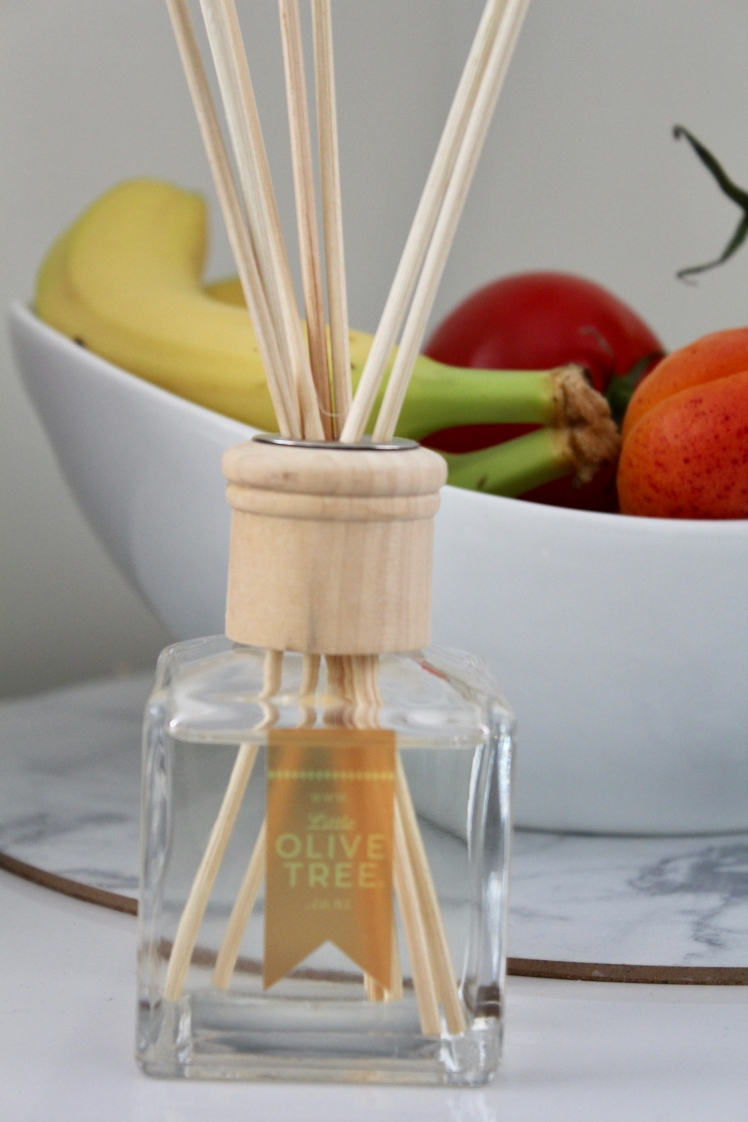 Little Olive Tree Reed Diffuser