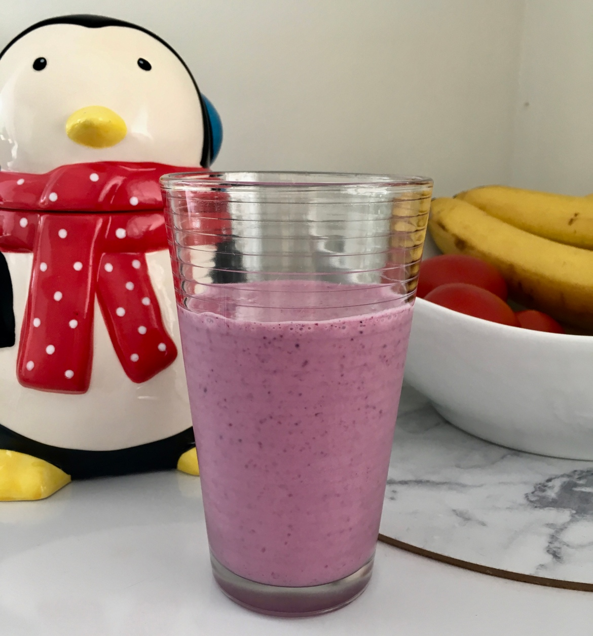 Berry Protein Smoothie Recipe