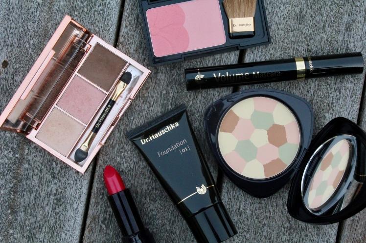 Dr Hauschka  One Brand Makeup Tutorial