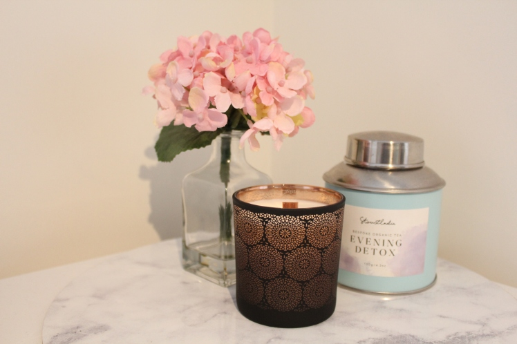 Little Olive Tree - Fractal Scented Soy Candles
