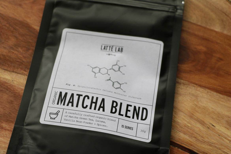 Latte Lab - Matcha Blend Review